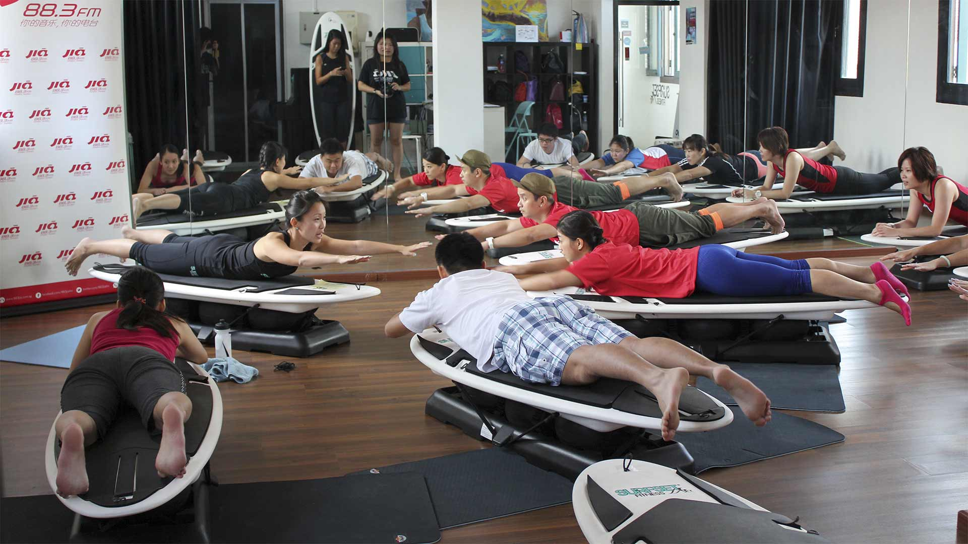 Welcome to SURFSET Fitness!