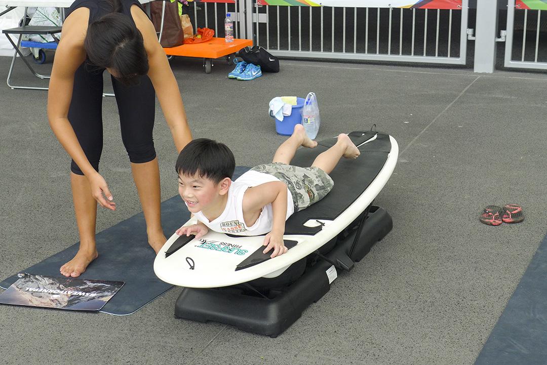 SweatForNepal Surfset Child