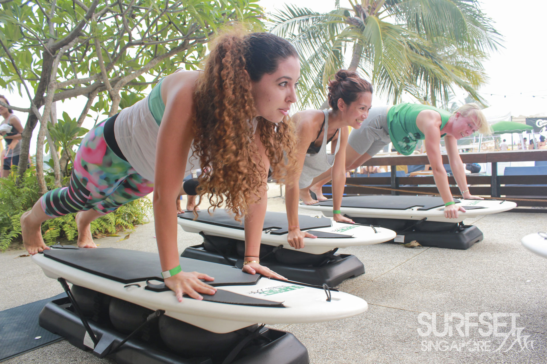 Soulscape 2015 Surfset Core training