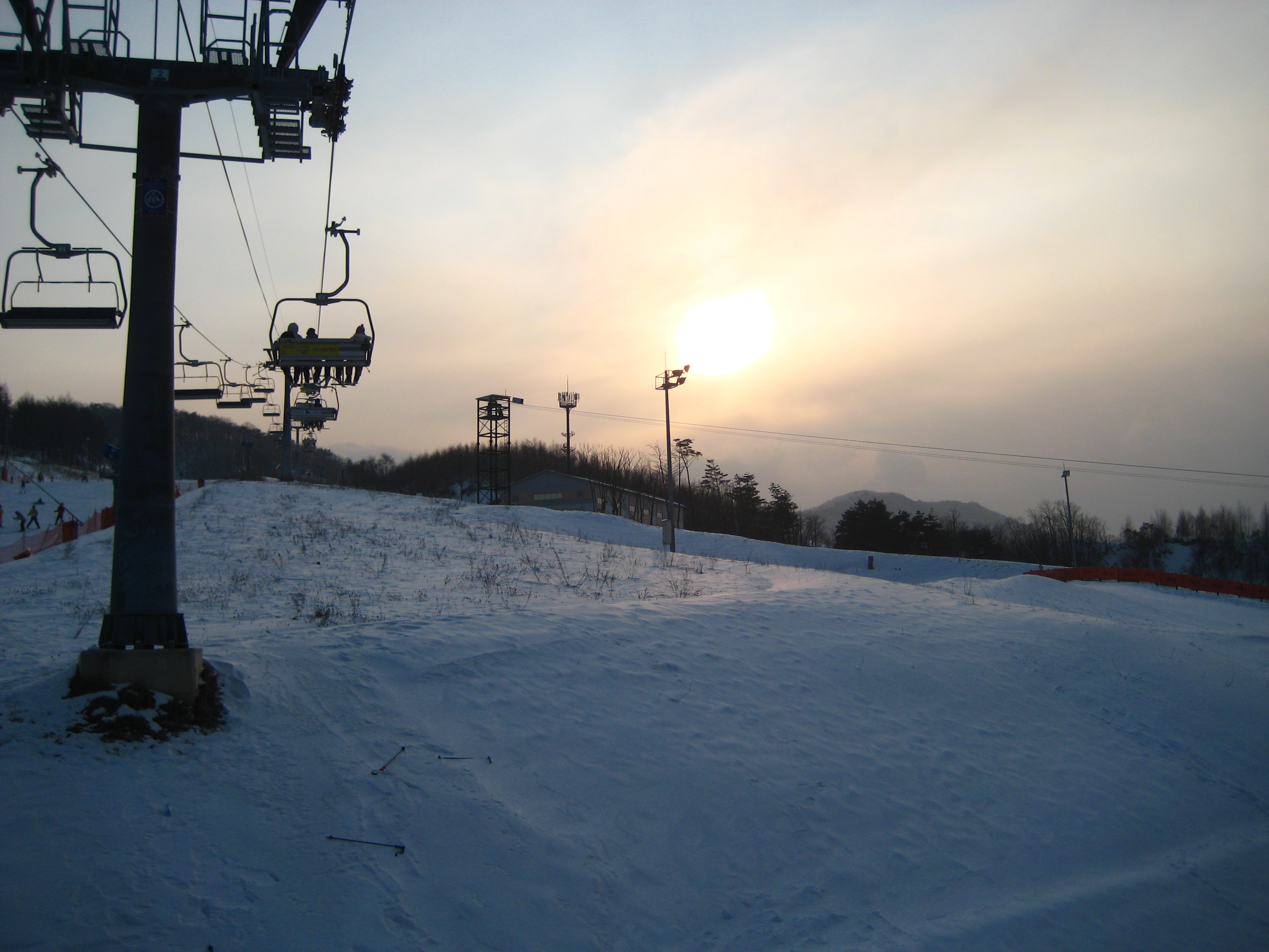 Alpensia Ski Resort, Korea