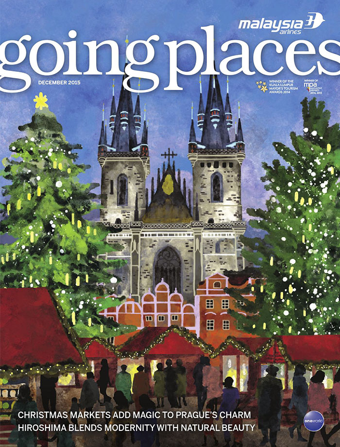 Going places Magazine Malaysia Airlines