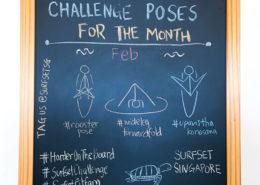 Challenge Poses 2017 February sq
