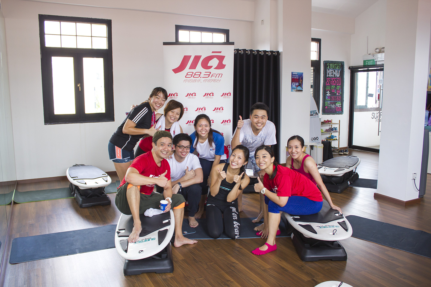 883 jia fm katong surfset fitness class over