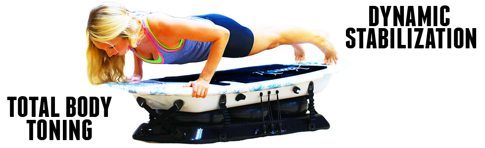 SURFSET Total body toning and dynamic stabilization
