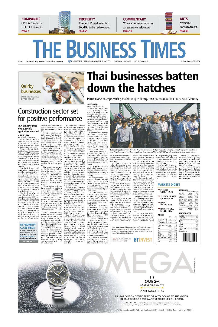 Media mentions surfset fitness singapore for Time for business