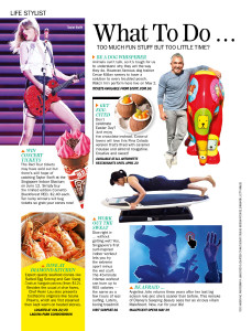 Cosmopolitan work out the sweat intense workout