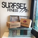 Madereal snack box in Surfset Fitness oh-goodies