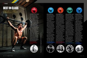 Men's Health Full Article Surfset Fitness high-intensity sprint session full-body workout
