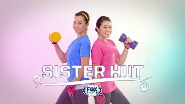 Fox Sports Sister Hiit Kelly Latimer and Barbara Latimer