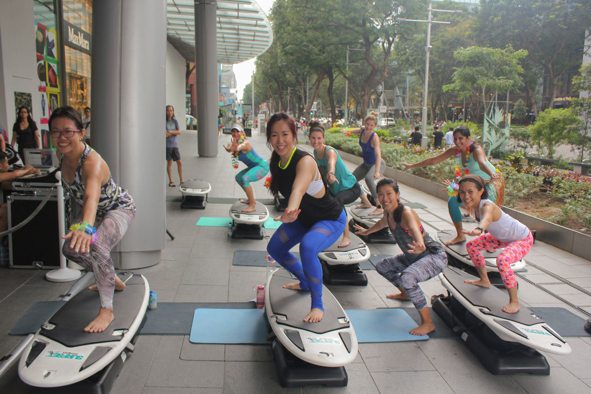 Surfing Fitness in Orchard