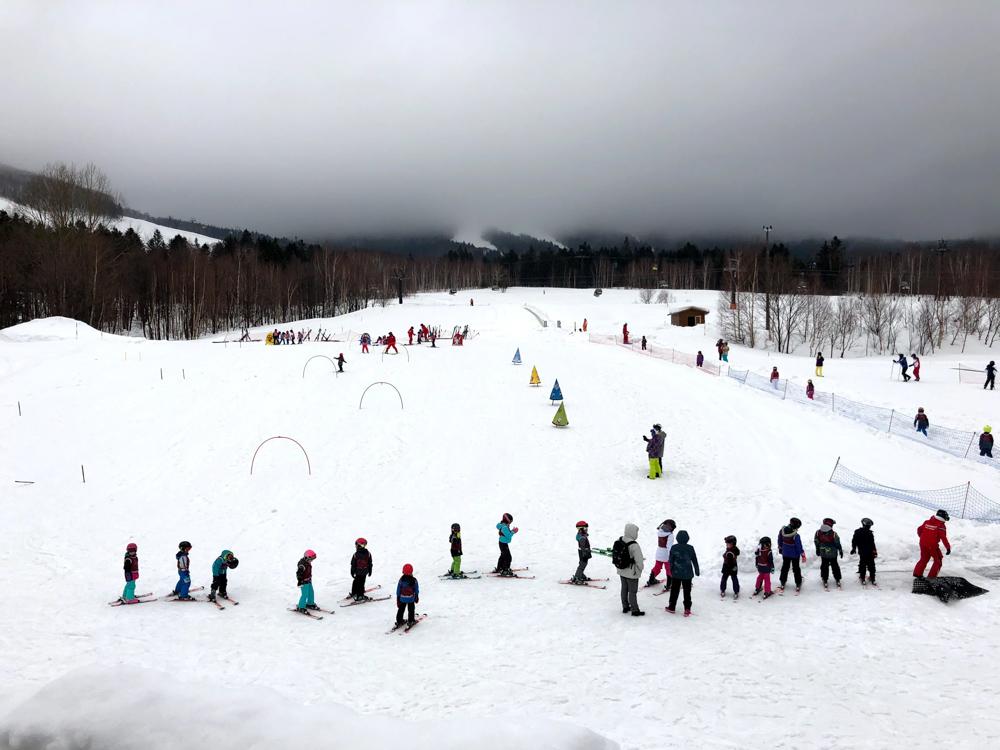 Club Med Tomamu Kids' Skiing Class