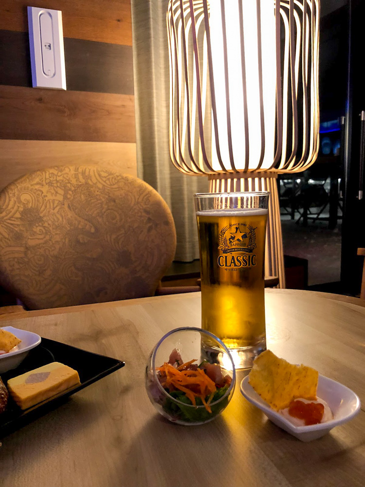 Club Med Sapporo Beer