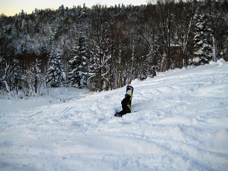 Kiroro Snowboard